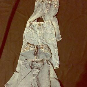 Other - Baby/toddler  girl jeans lot